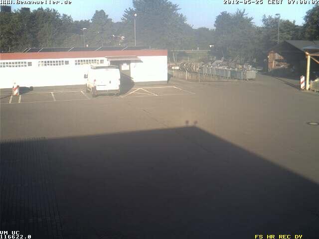 Webcam 7:00 Uhr