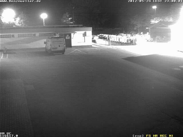 Webcam 23:00 Uhr